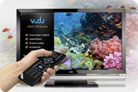 VIZIO XVT3D650SV Internet Apps