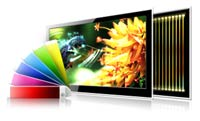 Samsung UN22D5000 Wide Color Enhancer Plus