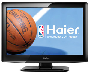 The Haier L32B1120 LCD TV