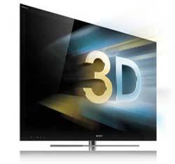 Sony 3D Logo