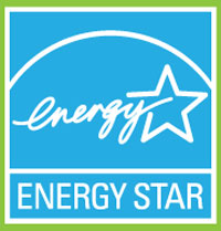 This is a picture of the energy star along logo