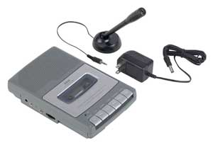 This is a picture of the RP3504 with accessories