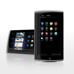 Amazon Coby Kyros 7-inch Android 4 0 4 Gb Internet Tablet 16  picture wallpaper image