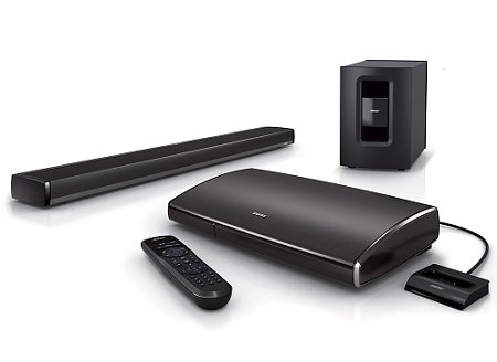 Bose Lifestyle 135 home entertainment system