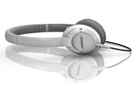 Bose OE2 audio headphones - white