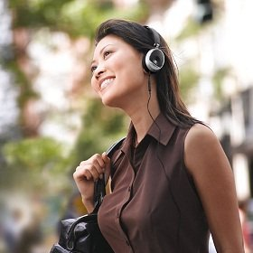 Comfortable on-ear design