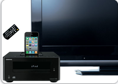Airplay iPhone Dock