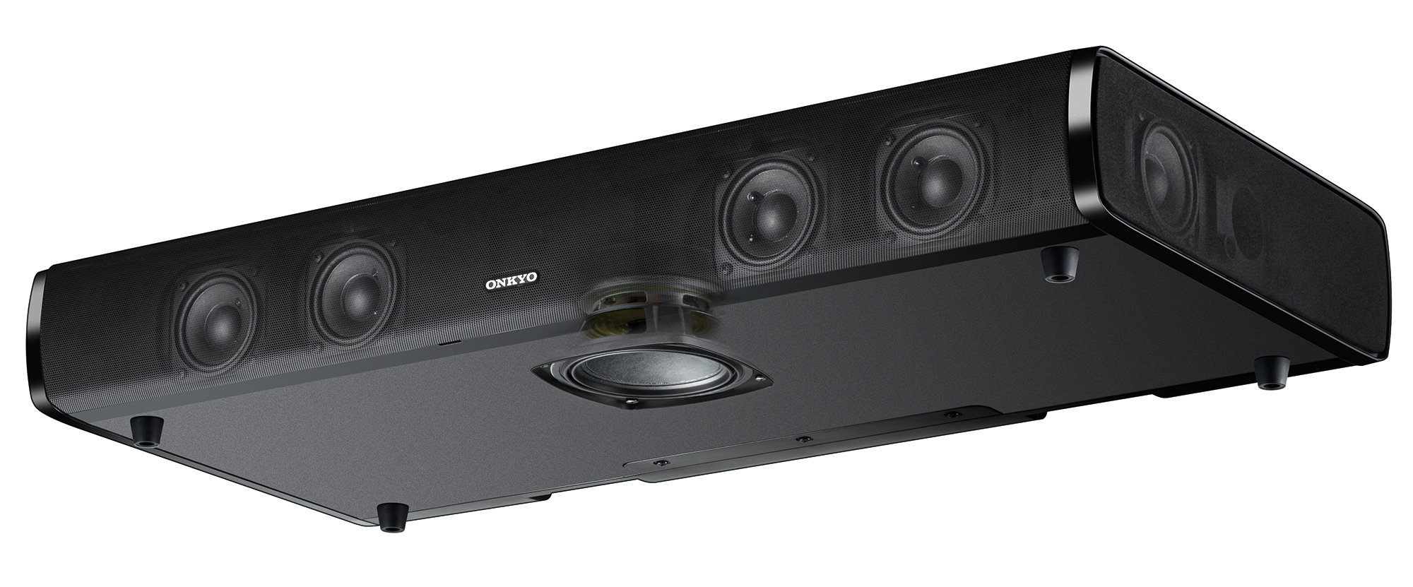 onkyo ls t10 6 1 channel 3d surround base system electronics. Black Bedroom Furniture Sets. Home Design Ideas
