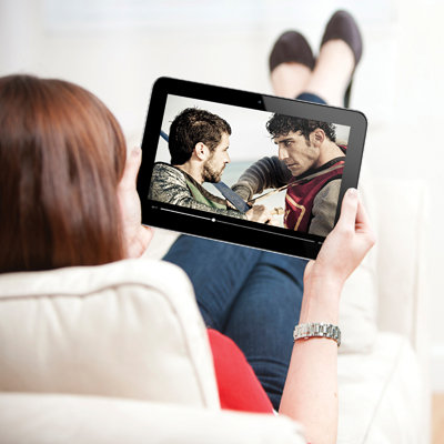 Coby KYROS MID1045-8 Tablet: Watch Movies and More