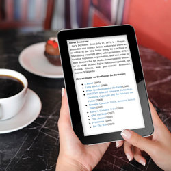 Coby KYROS MID1045-8 Tablet: eBook Library