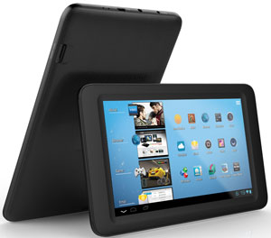 The Coby MID7047-4 Tablet