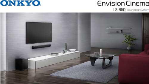 Onkyo Ls B50 6 1 Channel 3d Sound Bar Electronics