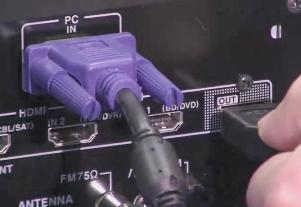 phono,pc input