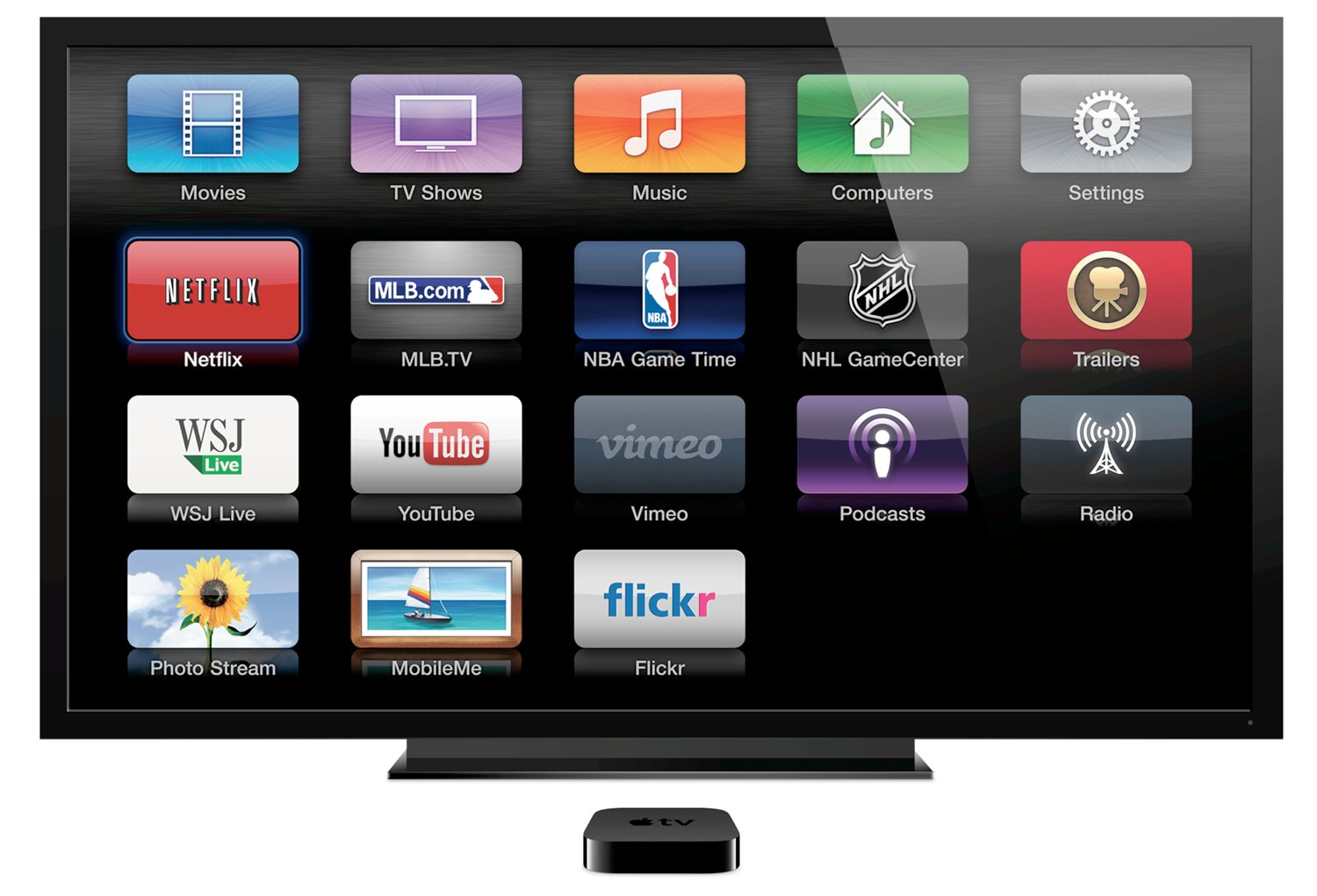 apple appletv12 channels lg Apps Coming To Apple TV Alongside iOS 7?