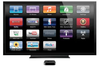 Apple TV MD199LL/ A Newest Version