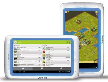 childpad duo