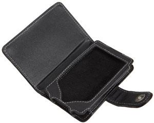 The AmazonBasics Leather Case for Apple iPod