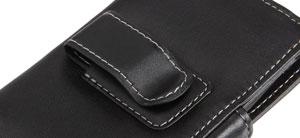 L'étui en cuir AmazonBasics pour iPod Apple