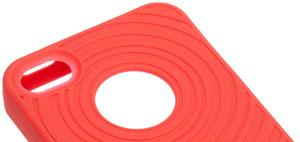AmazonBasics Silikonhülle für iPhone 4
