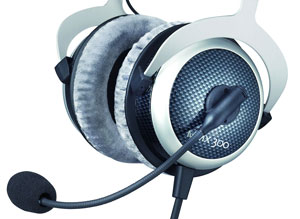 The beyerdynamic MMX 300 Premium Headset