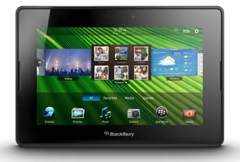 blackberry playbook main sm Blackberry Playbook 7 Inch Tablet (32GB)