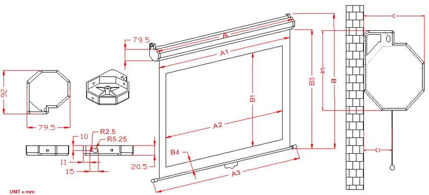 Manual Dimensions