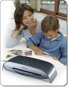 Fellowes Saturn 125 12.5-Inch Small Office Laminator