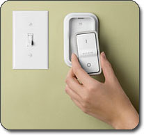 Remote control for F7C01110 Conserve Switch