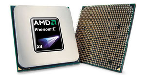 AMD Phenom II X4 965 Quad-Core Processor