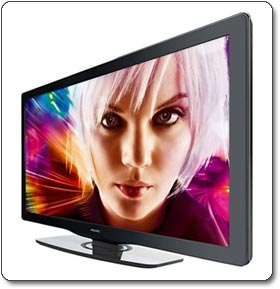 Philips  40PFL3705D/F7  40-Inch  1080p  120  Hz  LCD  HDTV,  Black