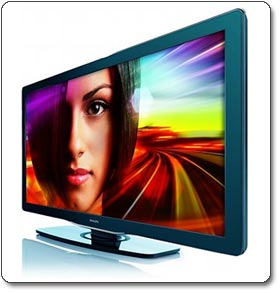 Philips 40PFL7505D/F7 40-Inch 1080p 120 Hz LED LCD HDTV, Black