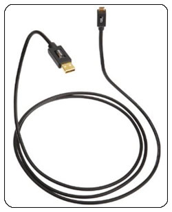 AmazonBasics USB 2.0 A-Male to B-Micro Cable (6 Feet/1.8 Meters)
