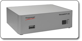 Hauppauge 1340 MediaMVP-HD Digital Media Player