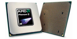 AMD Phenom II X6 1090T Six-Core Processor