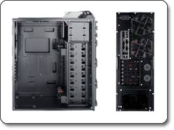 Antec Dark Fleet DF-85 Gaming Case