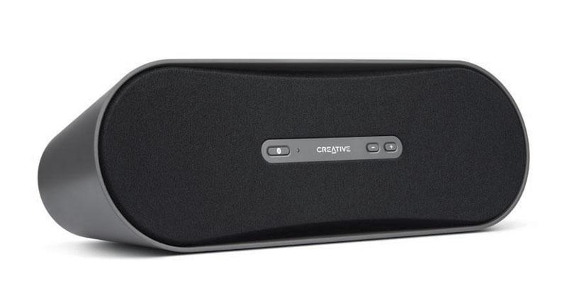 Creative D100 Wireless Bluetooth Speaker Black MP3 Players Am