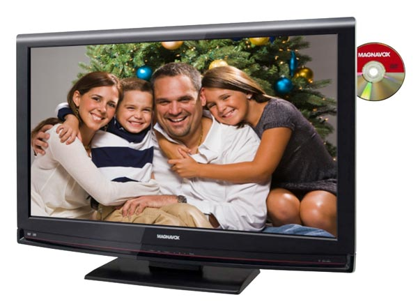 magnavox 37 lcd tv black flat screen tv. Black Bedroom Furniture Sets. Home Design Ideas