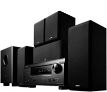 Denon DHT-391XP 5.1-Channel Home Theater System