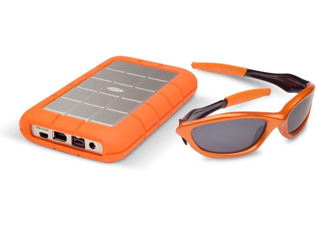 Amazon.com: LaCie Rugged All-Terrain 1 TB FireWire 800