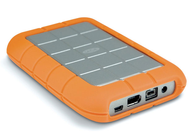 Lacie 1tb Rugged External Portable Hard Disk Ebay