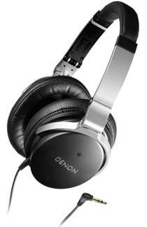 Denon AH-NC800 Over-Ear Headphones