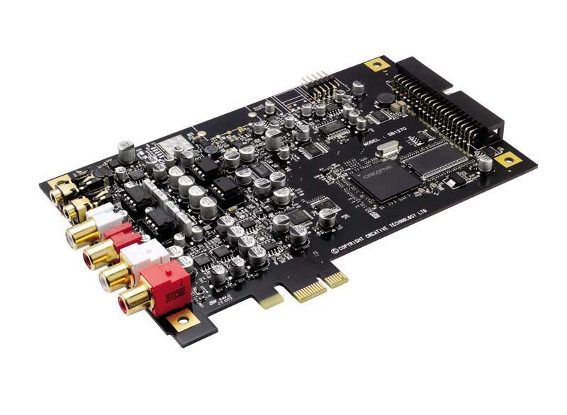 Creative Sound Blaster X-Fi Titanium Hd Drivers