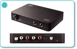 Creative Sound Blaster X-Fi HD USB Audio System with THX SB1240