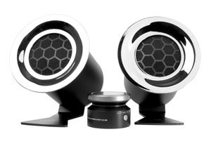 soundscience rockus 3D|2.1 speaker system
