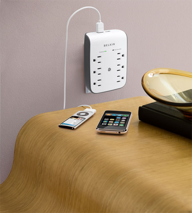 Electrical outlets with usb port