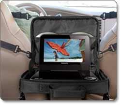 Philips Portable Device Bag lifestyle shot