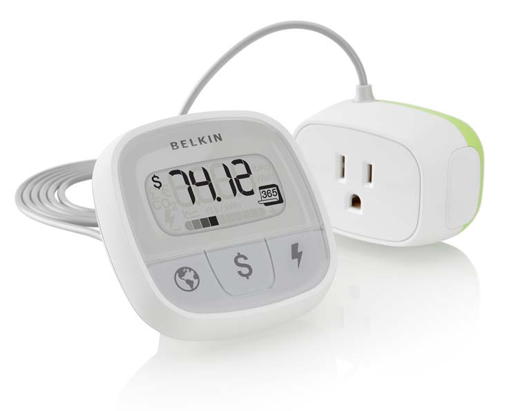 Energy Use Monitor : Energy monitoring devices ecorenovator