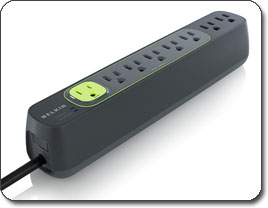 F7C007 Conserve Smart AV Energy Saving Power Strip