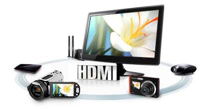 Full 1080p HD Video with HDMI