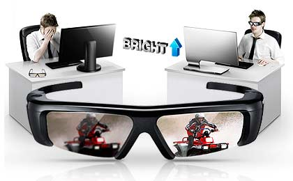 Brighter 3D